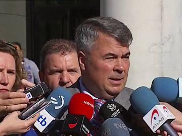 """El abogado de 'La Manada' defiende que """"lo ajustado a derecho"""" sería la puesta en libertad de los condenados"""