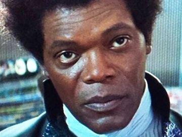 Samuel L. Jackson como el Señor Glass