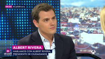 Un café con Susanna: Albert Rivera (18-06-18)
