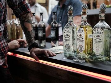 Imagen botellas alcohol