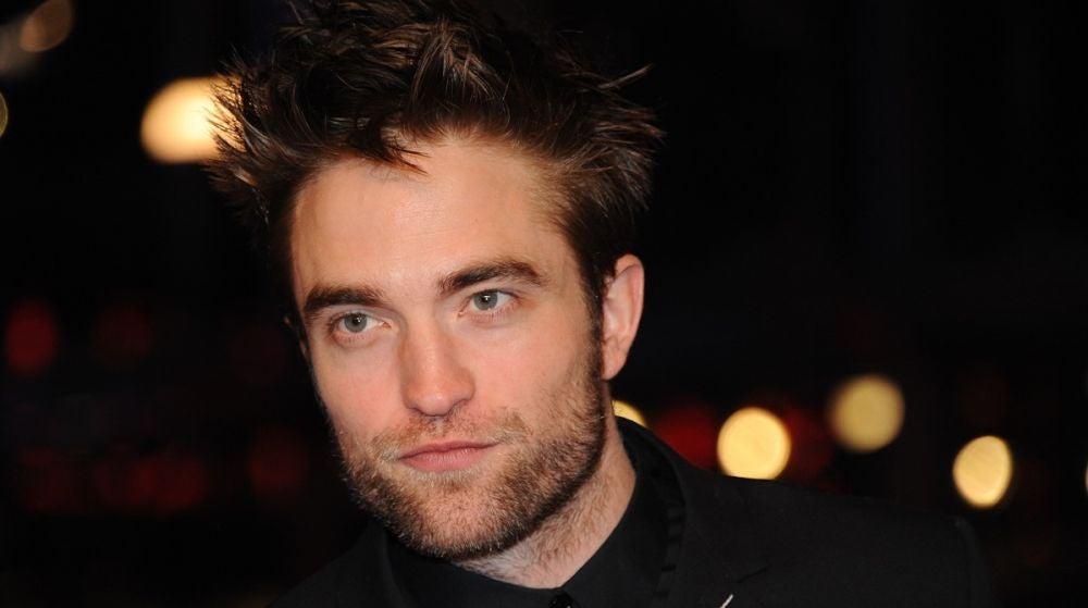 Robert Pattinson presentando 'Damsel'