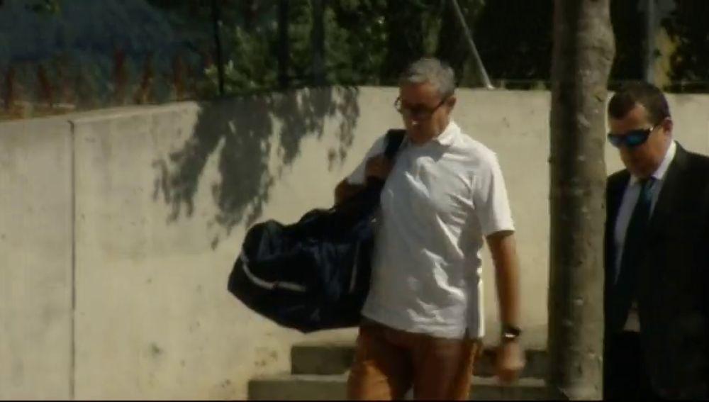 Diego Torres ingresa en Brians 2 para cumplir la condena de cinco años por el caso Nóos
