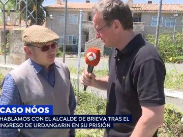 """El alcalde de Brieva, sobre el ingreso en prisión de Urdangarin: """"No creo yo que este señor pase frío allí"""""""