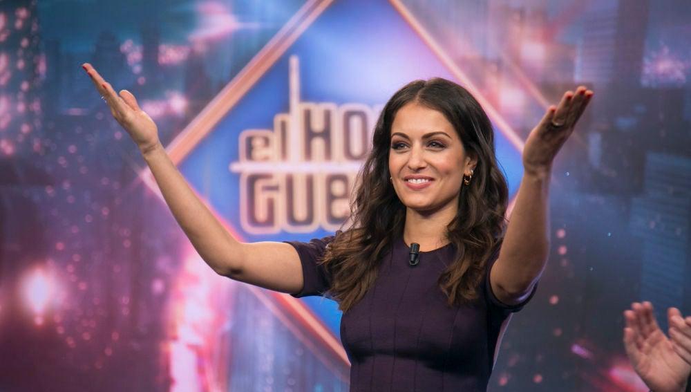 La entrevista completa de Hiba Abouk en 'El Hormiguero 3.0'