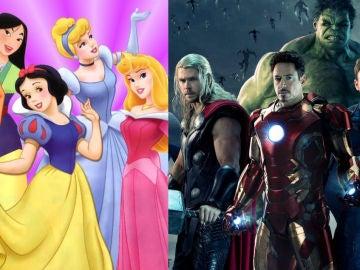 Disney y Marvel se unen en la senectud