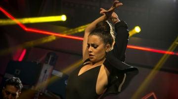 Una emocionada Mónica Cruz nos deja sin palabras con un espectacular baile flamenco en 'El Hormiguero 3.0'