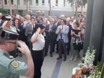 Barcelona acoge un homenaje a las víctimas de Hipercor en el 31 aniversario del atentado