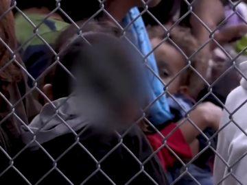 Difunden audio con el llanto de los niños separados de sus padres en Estados Unidos
