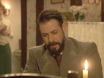 "Severo a Candela: ""Te querré hasta mi último aliento"""