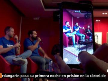 El encuentro de cine y música con la película 'El Mundo es Suyo' da el pistoletazo de salida a la nueva iniciativa de Crea Cultura