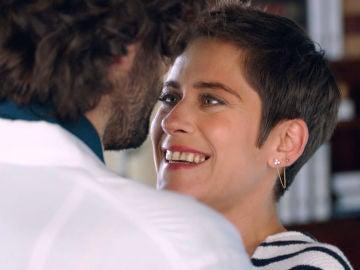 Carmen, Yago y sus ganas de besarse