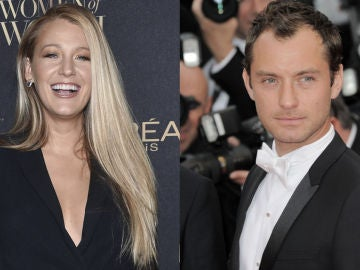 Blake Lively y Jude Law