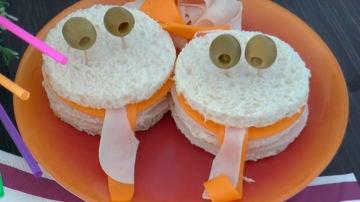 sandwich ratón