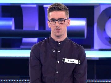 ¿Por qué no se alegra el concursante central de '¡Ahora Caigo!' tras ganar los 5.000€?