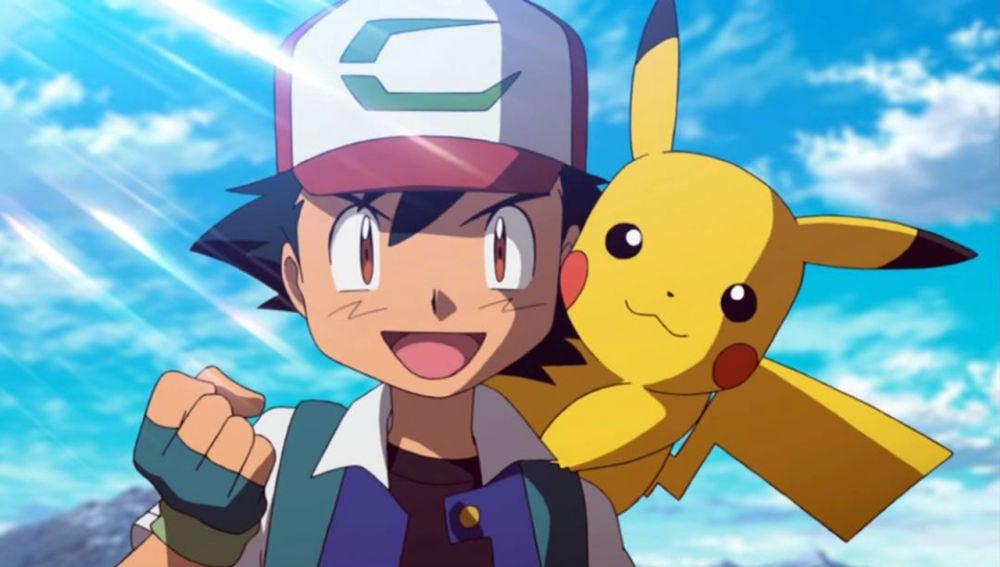 Pokémon (sección)