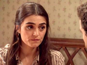 """Vicky se sincera con Javier: """"tengo miedo de David"""""""