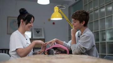 Laura Escanes en 'Las uñas', el nuevo formato de Flooxer