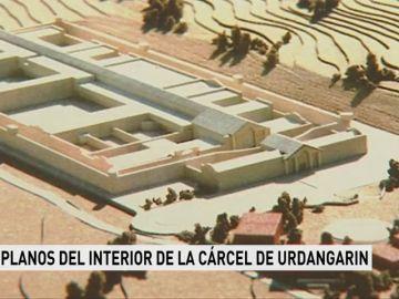 El arquitecto de la prisión de Brieva nos enseña los planos del interior de la cárcel de Urdangarín