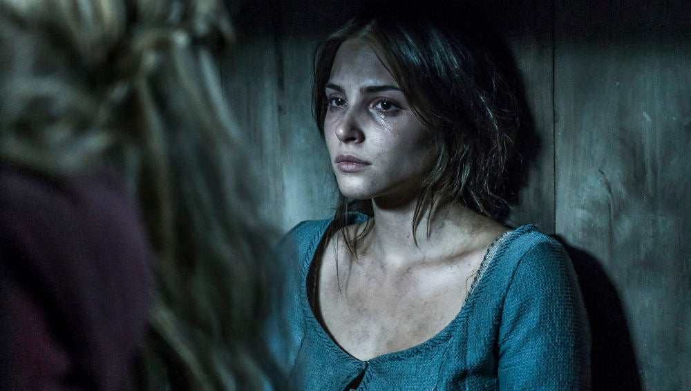 Aledis recibe la peor condena en su lucha por el amor de Arnau