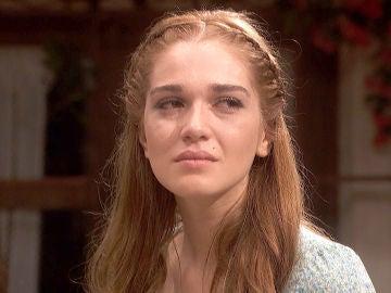 Julieta pierde el miedo a enfrentarse al asesino de Saúl