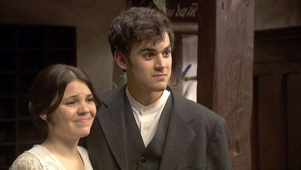 Matías y Marcela conocen el paradero de Los Castañeda