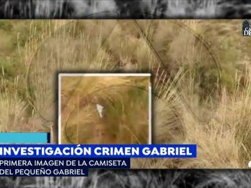 EXCLUSIVA: Espejo Público muestra la imagen de la camsieta de Gabriel que encontró Ana Julia Quezada