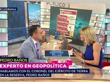 """El coronel Pedro Baños, tras su nombramiento fallido en el Gobierno de Pedro Sánchez: """"Conmigo han hecho un asesinato social"""""""