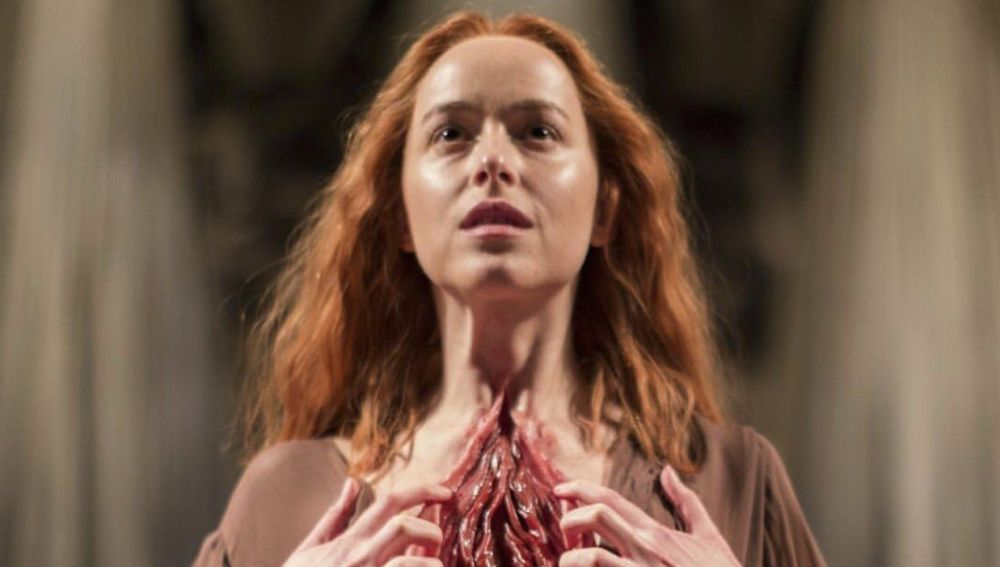 Dakota Johnson, muy agradable en 'Suspiria'