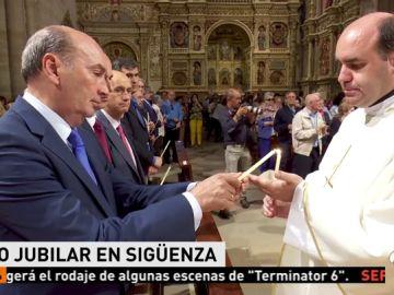 Sigüenza inicia los actos del año jubilar y celebra el 850 aniversario de la consagración de su Catedral con distintas actividades