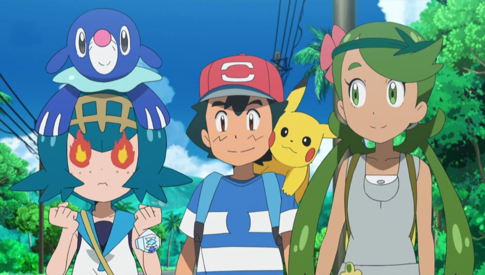 Nueva temporada de Pokemon, en exclusiva en Neox Kidz