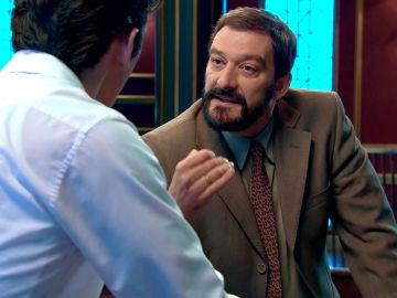 """Carvajal a su hijo: """"Estoy enamorado hasta las trancas"""""""