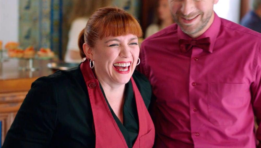 La rapidez verbal de Plazaola y la risa imparable de Beatriz Cotobal