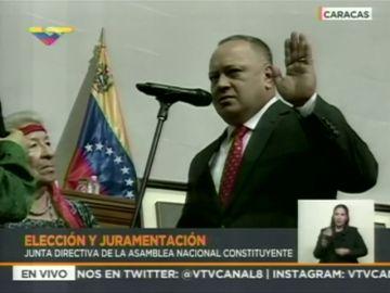 La Constituyente de Venezuela cambia de mando hacia el chavismo más radical