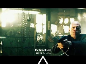 Cine de acción con 'Extraction'