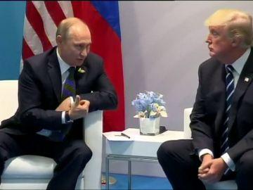 Trump y Putin se reunirán el 16 de julio en Helsinki