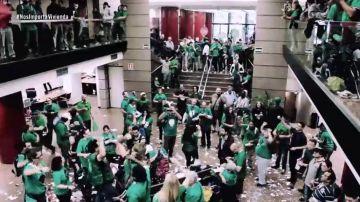Las consecuencias de los fondos buitre: los miles de desalojos que se producen en España