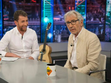José Sacristán desvela en 'El Hormiguero 3.0' la opinión que tiene sobre el Partido Popular