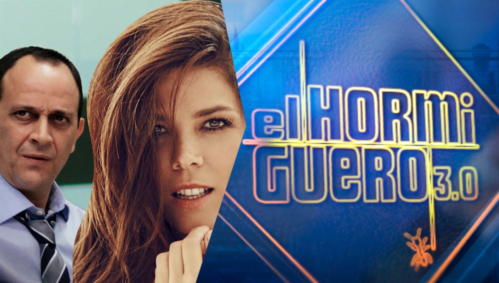 Luis Callejo y Juana Acosta visitarán 'El Hormiguero 3.0' el próximo lunes