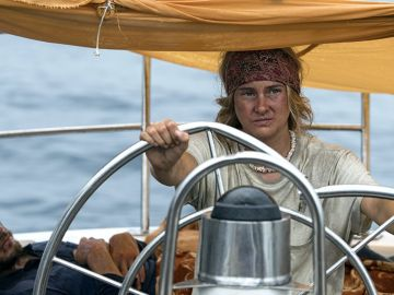 Sam Claflin y Shailene Woodley 'A la deriva'