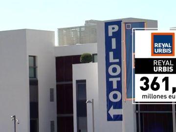 Reyal Urbis lidera la lista de morosos de Hacienda con 361 millones de euros