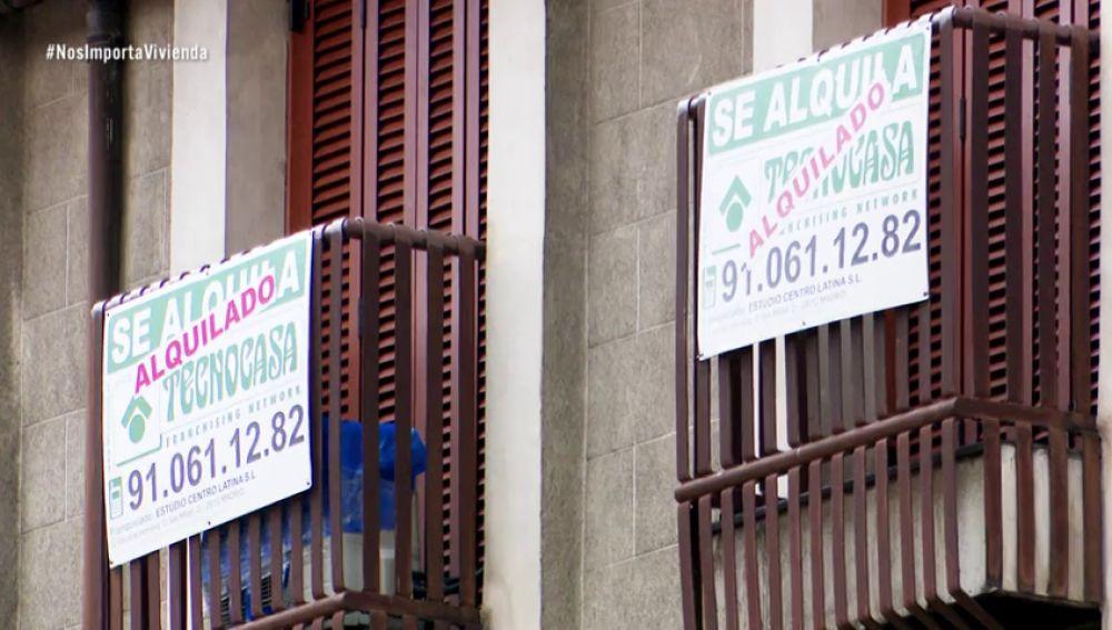 Alquilar un piso en una gran ciudad: una tarea casi imposible para los jóvenes