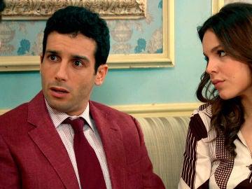 Ignacio, loco de celos al saber que María se besa con otro