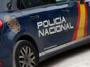 Imagen de archivo de un coche de la Policía Nacional.