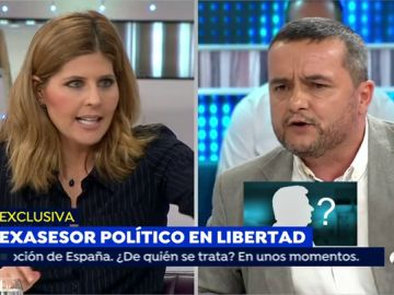"""La tremenda bronca entre Chema Crespo y Bárbara Royo por 'La Manada': """"¿Las mujeres denucian acoso para obtener algún tipo de ventaja?"""""""