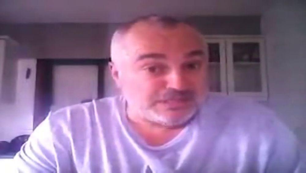 Detenido  el profesor de la USC que defiende a La Manada por agredir a dos agentes de la Policía Nacional
