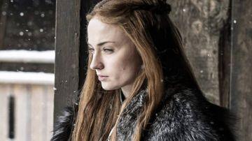 Sophie Turner es Sansa Stark en Juego de Tronos