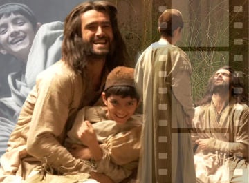 La escena más tierna y protectora de Arnau con el pequeño Jucef, tras las cámaras