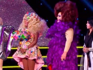 Las cuatro finalistas de 'RuPaul's Drag Race'
