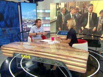 Pablo Iglesias cuenta sus encuentros con Pedro Sánchez