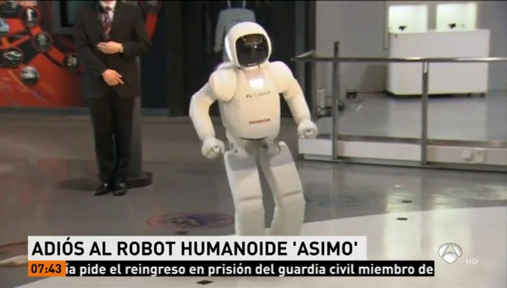 Honda pone fin al desarrollo del robot humanoide Asimo